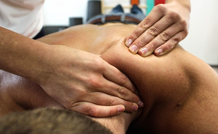 The Best Massage in London Image